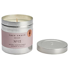Buy True Grace Walled Garden Orchard Scented Candle Tin Online at johnlewis.com