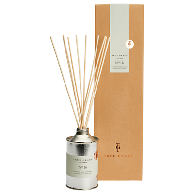 True Grace Walled Garden Cucumber Scented Reed Diffuser