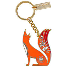 Buy Folklore Fox Keyring Online at johnlewis.com