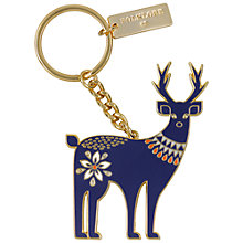 Buy Folklore Stag Keyring Online at johnlewis.com
