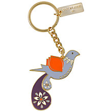 Buy Folklore Bird Keyring Online at johnlewis.com