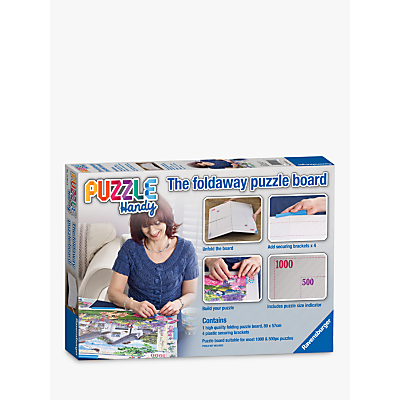 Image of Ravensburger 'Puzzle Handy' Jigsaw Storage