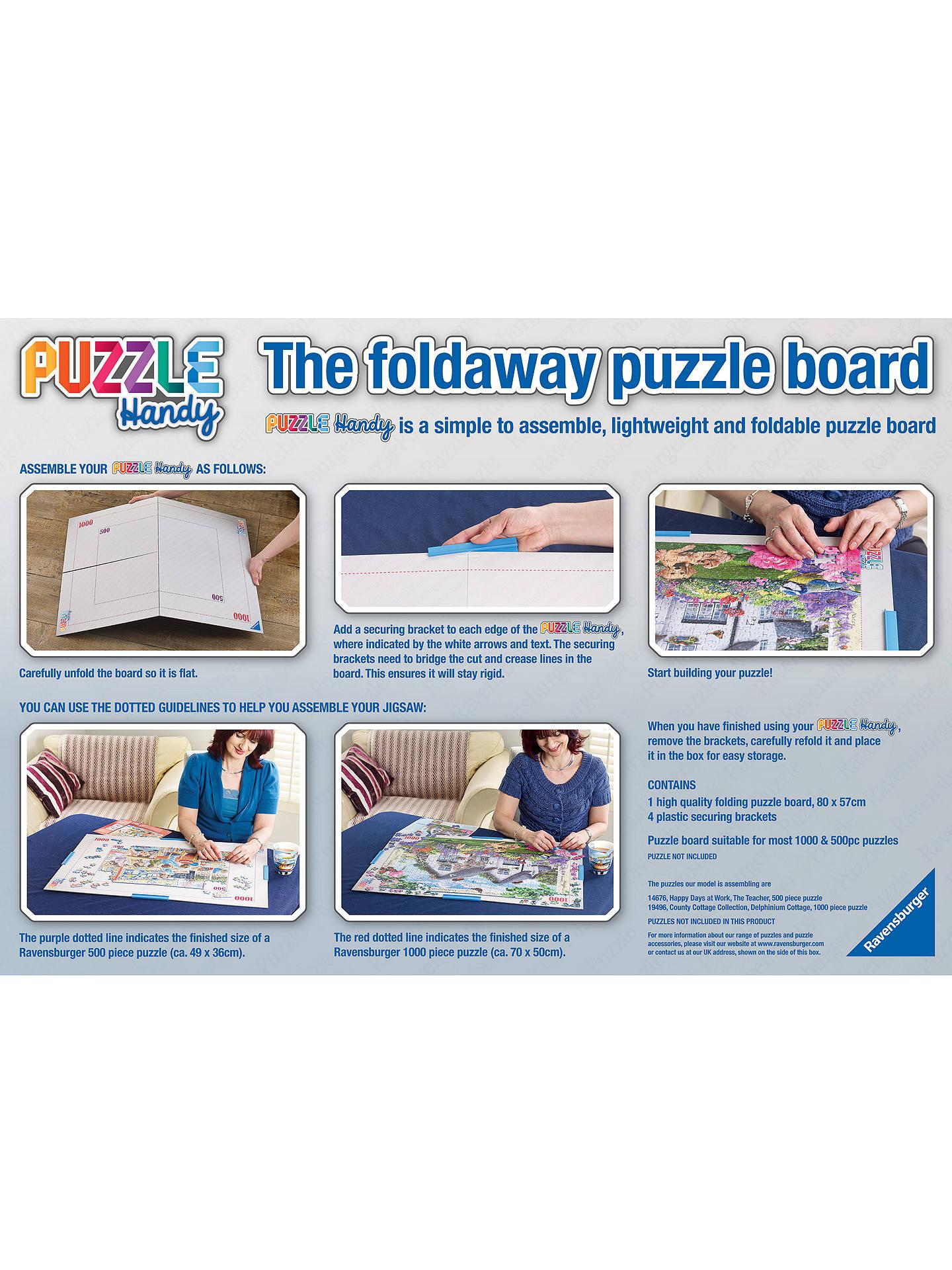 Ravensburger 'Puzzle Handy' Jigsaw Storage