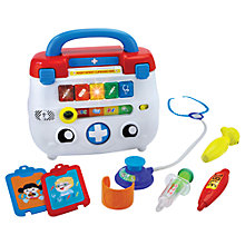 Buy VTech Pretend & Learn Doctor's Kit Online at johnlewis.com