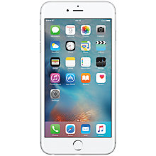 "Buy Apple iPhone 6s Plus, iOS, 5.5"", 4G LTE, SIM Free, 32GB Online at johnlewis.com"