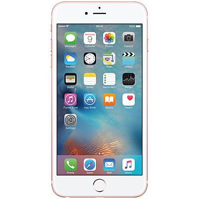 Image of Apple iPhone 6s Plus, iOS, 5.5, 4G LTE, SIM Free, 32GB