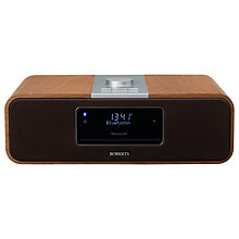 Buy ROBERTS Blutune 200 DAB/FM/CD Bluetooth Radio Online at johnlewis.com
