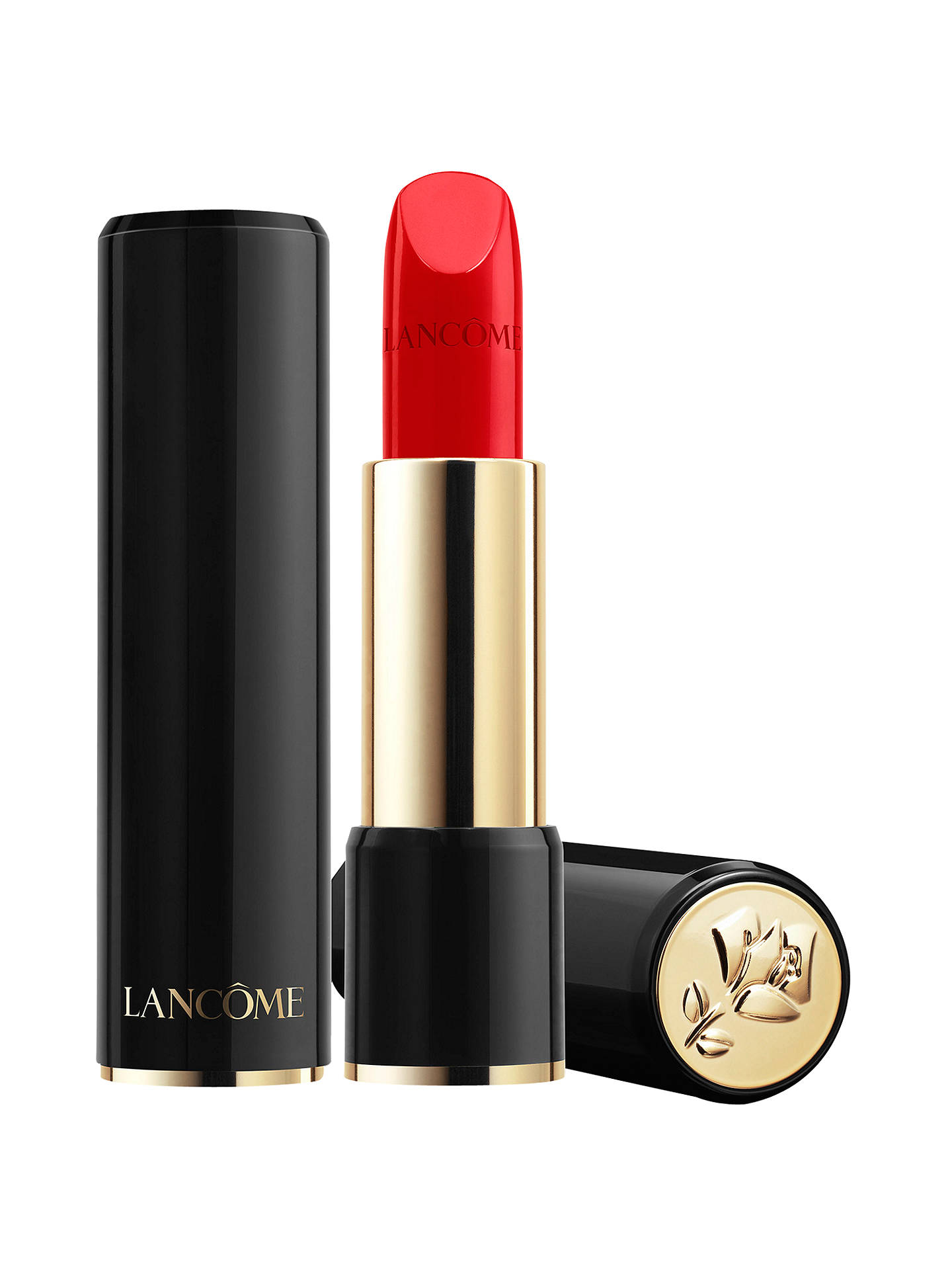 Buy Lancôme L'Absolu Rouge Cream Lipstick, 132 Online at johnlewis.com