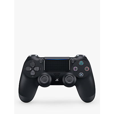 Image of Sony PS4 DUALSHOCK 4 Wireless Controller, Black