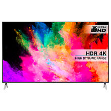 "Buy Hisense 75M7900 HDR 4K UHD 3D Smart TV, 75"" with Freeview / Freeview HD Online at johnlewis.com"