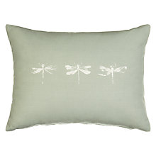 Buy John Lewis Croft Collection Dragonfly Cushion Online at johnlewis.com