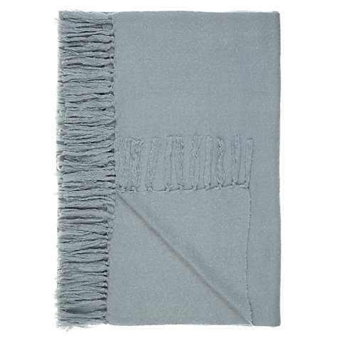 Buy John Lewis Relaxed Country Florence Throw Online at johnlewis.com