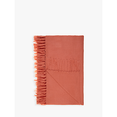 John Lewis Relaxed Country Florence Throw