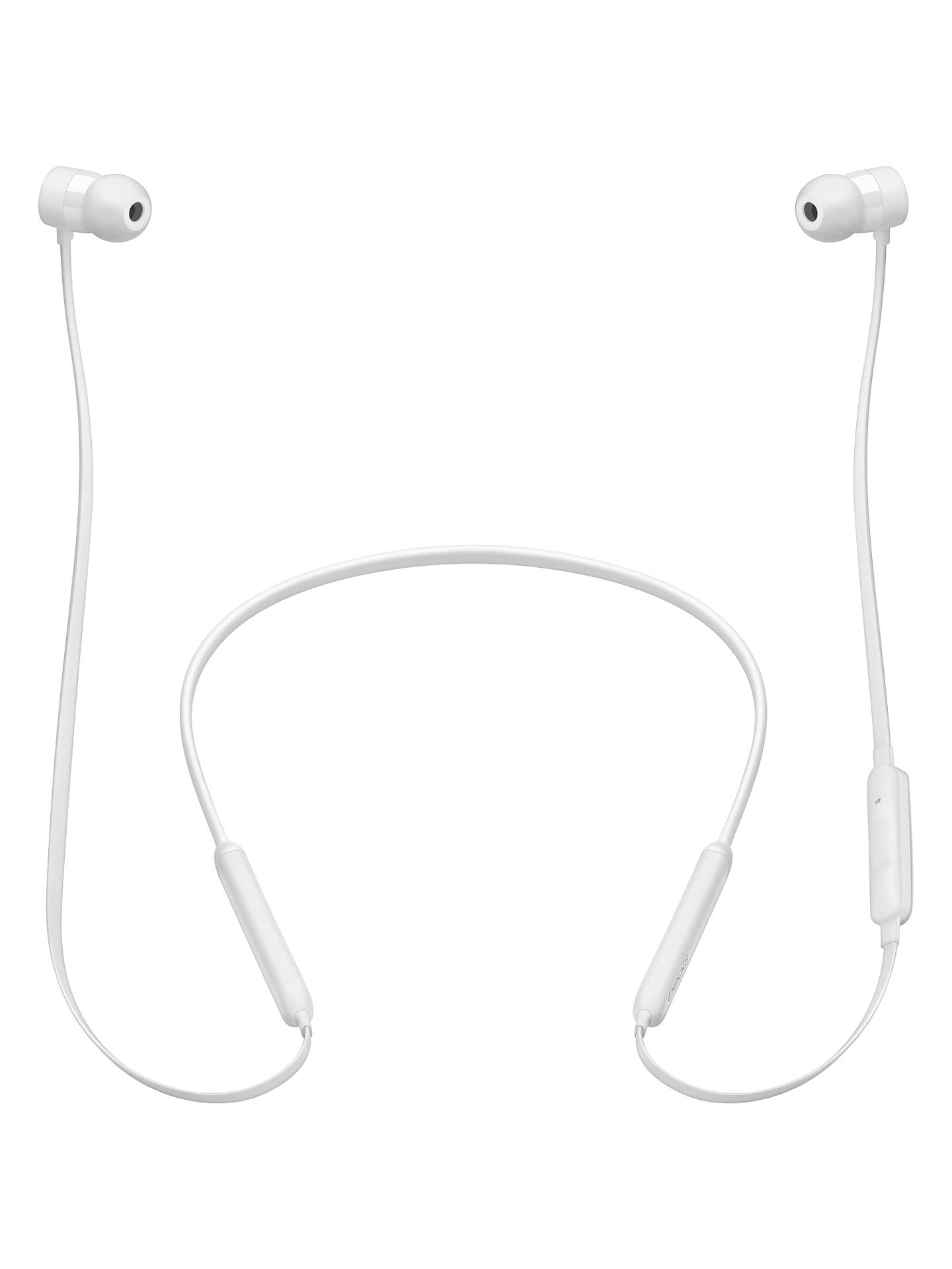 Beatsˣ Wireless Bluetooth In Ear Headphones With Mic Remote At John Lewis Partners