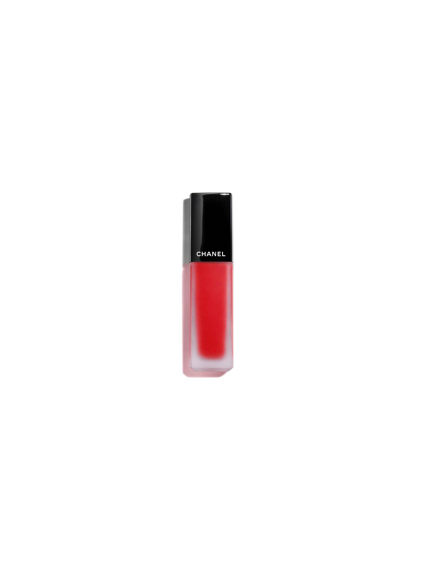 BuyCHANEL ROUGE ALLURE INK Matte Liquid Lip Colour, 148 Libéré Online at johnlewis.com