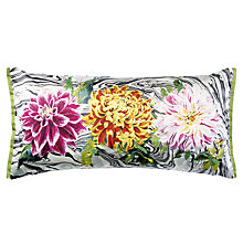 Buy Designers Guild Cavanilles Cushion, Peony Online at johnlewis.com