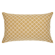 Buy John Lewis Lattice Cushion Online at johnlewis.com