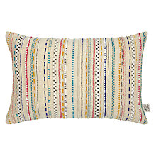 Buy John Lewis Cici Stripe Cushion Online at johnlewis.com