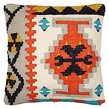 Buy John Lewis Zahara Cushion, Multi Online at johnlewis.com