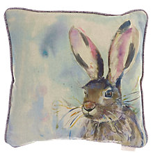 Buy Voyage Harriet Hare Cushion Online at johnlewis.com