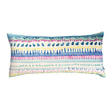 Buy bluebellgray Nina Cushion, Multi Online at johnlewis.com
