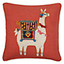 Buy John Lewis Llama Cushion, Multi Online at johnlewis.com