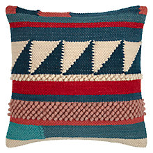 Buy John Lewis Dakara Stripe Cushion, Multi Online at johnlewis.com