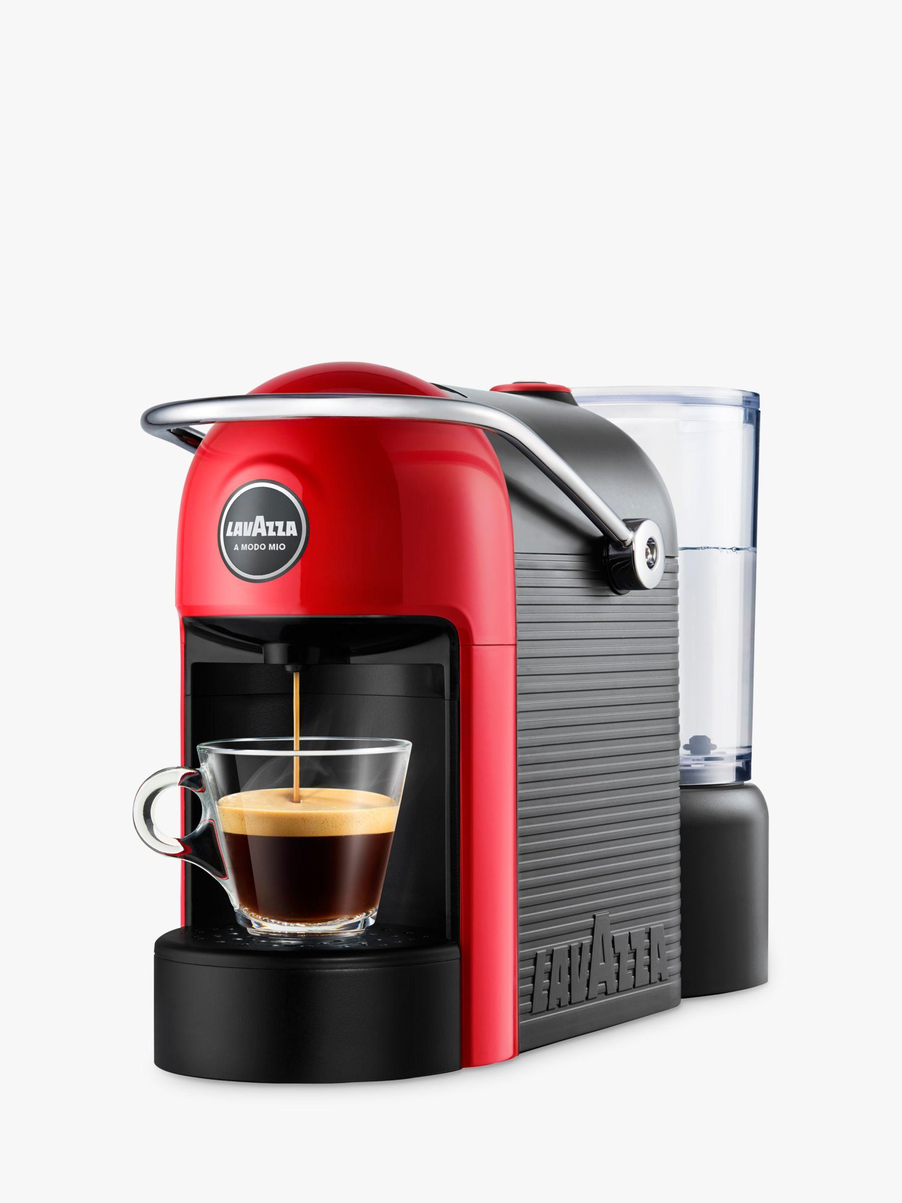 Lavazza A Modo Mio Jolie Espresso Coffee Machine Red