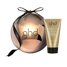 Buy ghd Advanced Split End Therapy Limited Edition Bauble Online at johnlewis.com