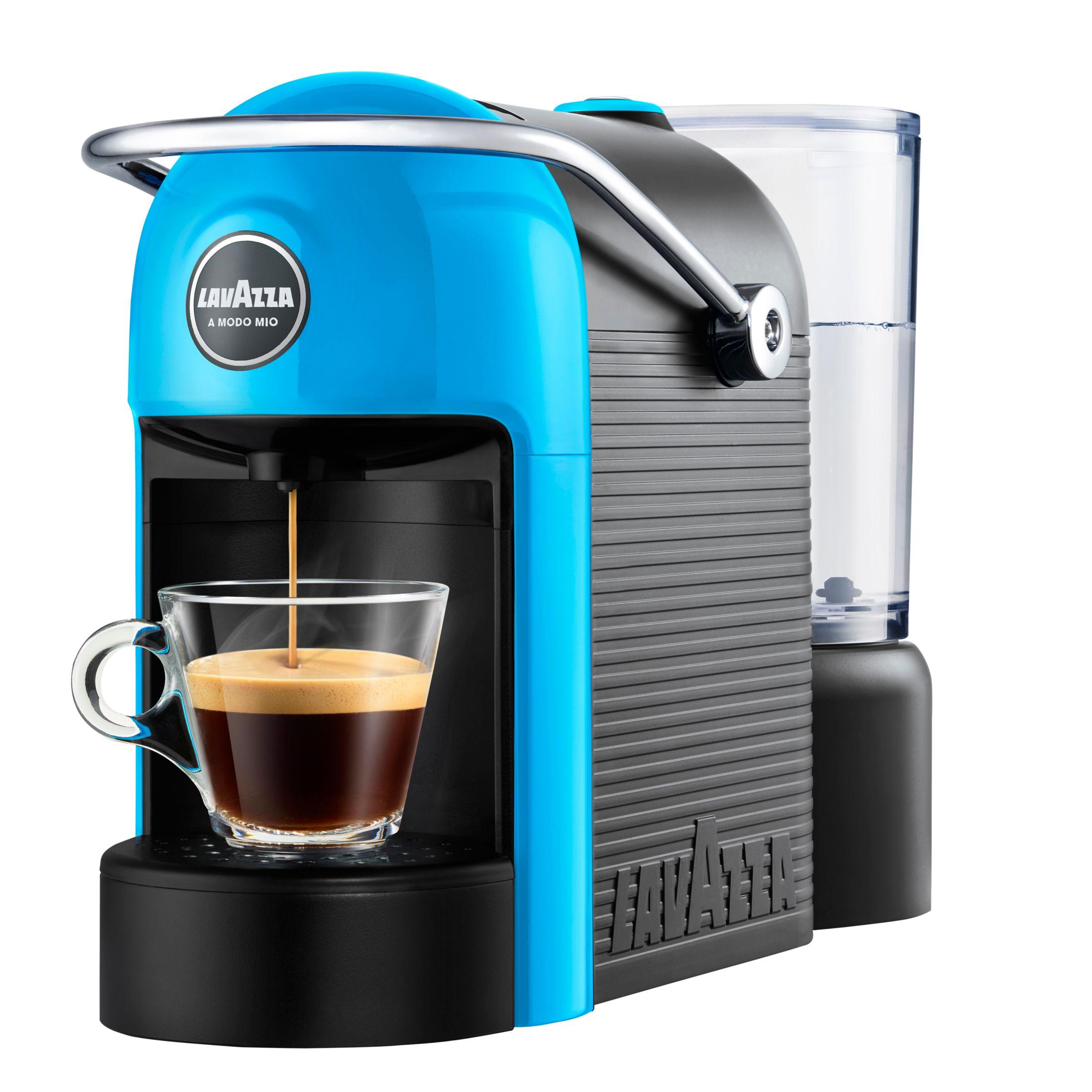 Lavazza A Modo Mio Jolie Espresso Coffee Machine Blue