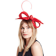 Buy John Lewis Evie Large Bow Fascinator Online at johnlewis.com