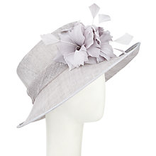 Buy John Lewis Mila Side Up Flower Detail Occasion Hat Online at johnlewis.com
