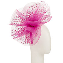 Buy John Lewis Ella Crin Veil Fascinator Online at johnlewis.com