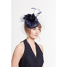 Buy John Lewis Alia Veil Pillbox Quills Veil Fascinator Online at johnlewis.com