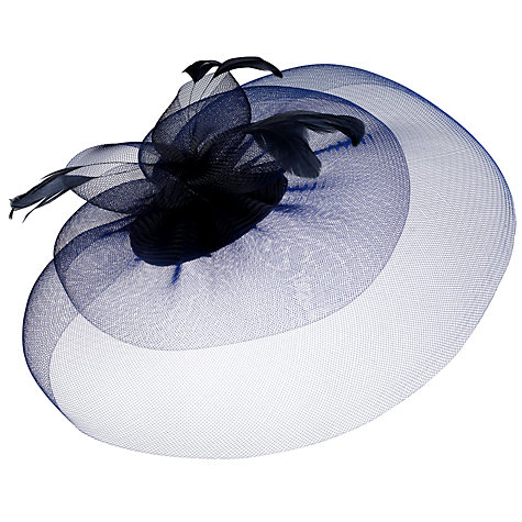 Buy John Lewis Eva Loop Crin Fascinator Online at johnlewis.com