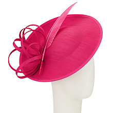 Buy John Lewis Erin 2 Disc Feather Quill Occasion Hat Online at johnlewis.com
