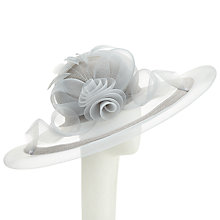 Buy Whiteley Jessy Crin Flower Occasion Hat Online at johnlewis.com