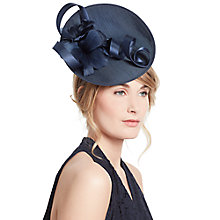 Buy John Lewis Belle Shantung Disc and Loop Occasion Hat Online at johnlewis.com