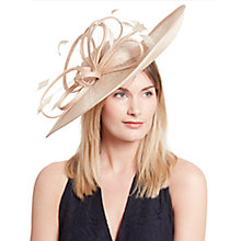 Buy John Lewis Doris Disc and Loops Occasion Hat Online at johnlewis.com