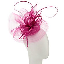 Buy John Lewis Heidi Crinkle Crin Fascinator Online at johnlewis.com