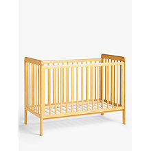 Buy John Lewis Alex Cot, Natural Online at johnlewis.com