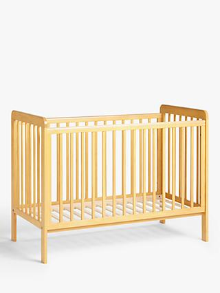 Alex Cot, Cotbed & Dresser Bundle, Natural
