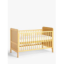 Buy John Lewis Alex Nursery Furniture Set, Natural Online at johnlewis.com
