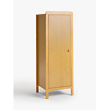 Buy John Lewis Alex Cotbed and Wardrobe Bundle, Natural Online at johnlewis.com