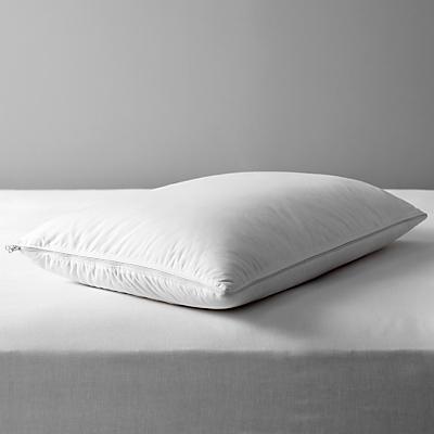 John Lewis Adjustable Duck Down and Memory Foam Standard Pillow
