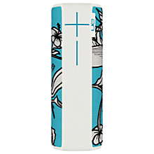 Buy UE BOOM 2 by Ultimate Ears Bluetooth Waterproof Portable Speaker, Fresh Cut, Limited Edition Online at johnlewis.com