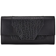 Buy Kin by John Lewis Dillon Leather Fold Over Purse Online at johnlewis.com