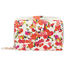 Buy John Lewis Rachel Fold Over Purse, Ditsy Flora Online at johnlewis.com