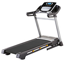 Buy NordicTrack C320i Folding Treadmill, Grey/Black Online at johnlewis.com