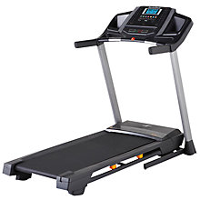 Buy NordicTrack C220i Treadmill, Grey/Black Online at johnlewis.com